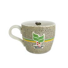 "CANECA 250ML CAFÉS DO BRASIL <span class=""ref"">G: 16421G</span>"