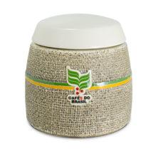 "POTE HERMÉTICO CAP.500g CAFÉS DO BRASIL <span class=""ref"">G: 15271G</span>"