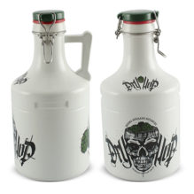 "GROWLER STEEL 2000ML BRANCO &#8220;DRY HOP&#8221; <span class=""ref"">G: 1662025G</span>"
