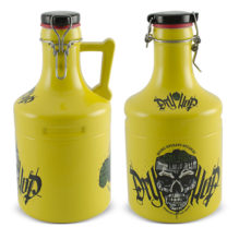 "GROWLER STEEL 2000ML AMARELO &#8220;DRY HOP&#8221; <span class=""ref"">G: 1662207G</span>"