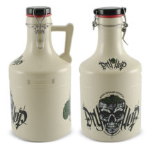 "GROWLER STEEL 2000ML AREIA ""DRY HOP"" <span class=""ref"">G: 1662813G</span>"