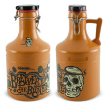 "GROWLER STEEL 2000ML MOSTARDA ""FESTIVAL"" <span class=""ref"">G: 1662901G</span>"