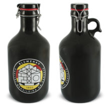 "GROWLER VOGUEL 2000ML PRETO ""CAPITAL DA CERVEJA"" <span class=""ref"">G: 16672012G</span>"